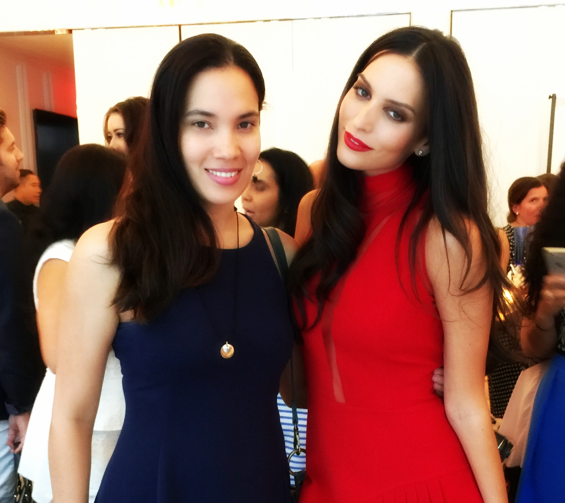 Genesis Rodriguez Nude with regard to génesis rodríguez shares her most valuable beauty secret – food vs