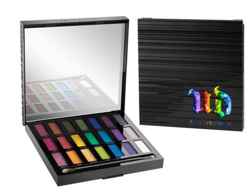 Full Spectrum Eyeshadow Palette from Urban Decay
