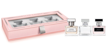 Romance Trilogy Holiday Coffret from Ralph Lauren