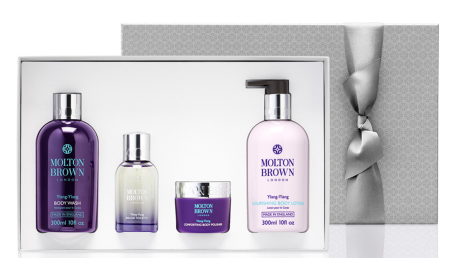 Ylang-Ylang Comforting Body Gift Set from Molton Brown