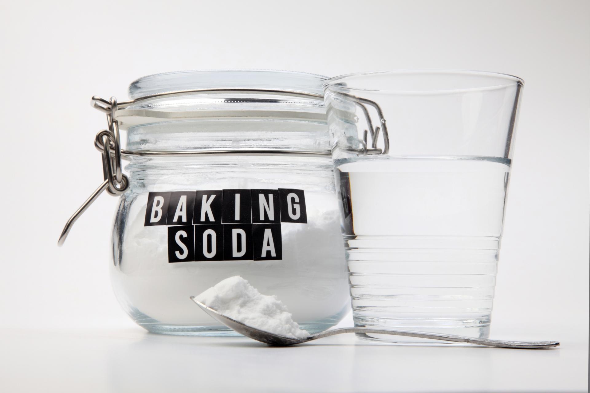 no-poo movement baking soda