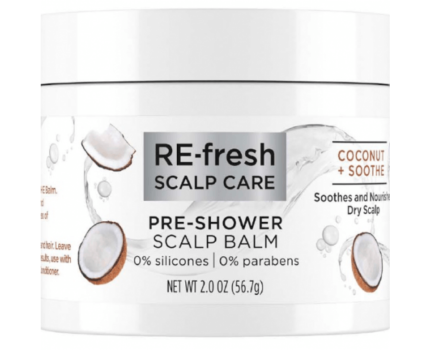 Re-fresh Pre-Shower Coconut + Soothe Balm